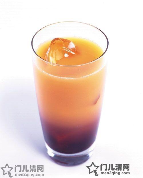 美食攻略 日本鸡尾酒 鲜橙黑加仑 Cassis Orange 门儿清 日本美食