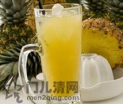 勾兑酒:菠萝口味