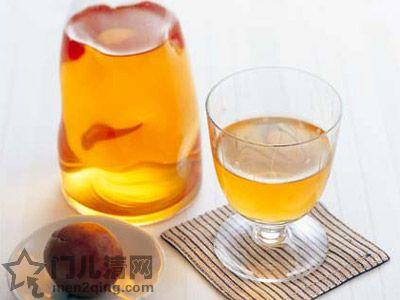 日本人气的梅酒