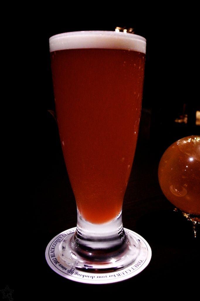 鸡尾酒: 红眼啤酒(Red Eye)
