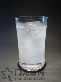 鸡尾酒: 金菲士(Gin Fizz)