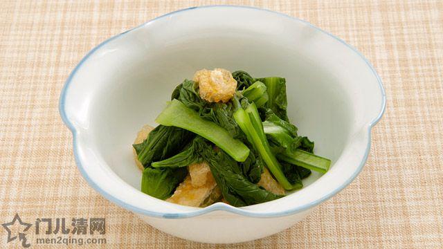 日本传统料理法 - 浸物(おひたし)