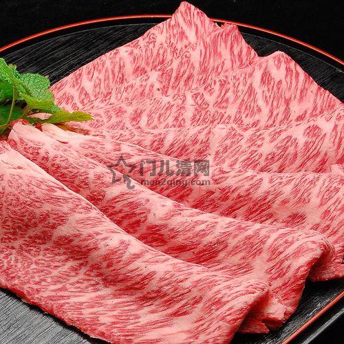 日本美食-名物料理:烤肉火锅料理的寿喜烧(鋤焼)すきやき 图