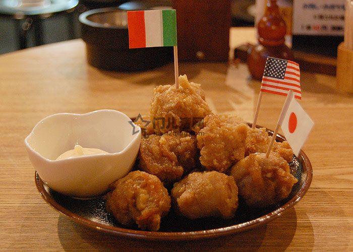 日本餐厅/居酒屋地图@美食攻略 - 东京·神田 炸鸡块畅食放题的纯日式居酒屋 100日元唐扬炸鸡块畅食放题且是含税价 吃法攻略 图