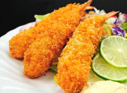 炸虾排(海老フライ)