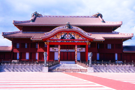 攻略:日本冲绳县中文导航