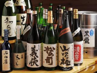 日本酒(清酒)的分类