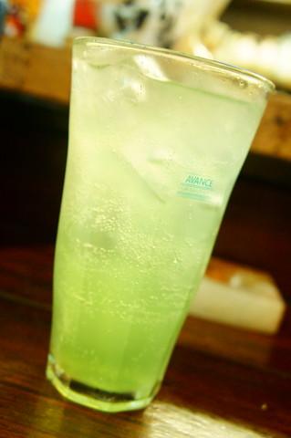勾兑酒:青苹果口味