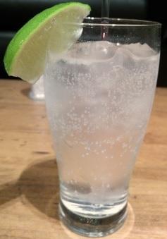 勾兑酒:青柠檬(酸柑)口味