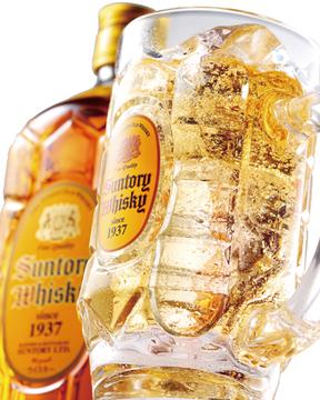 威士忌勾兑酒:ハイボール