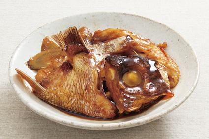 菜单:煮鱼-荒煮(あらに)