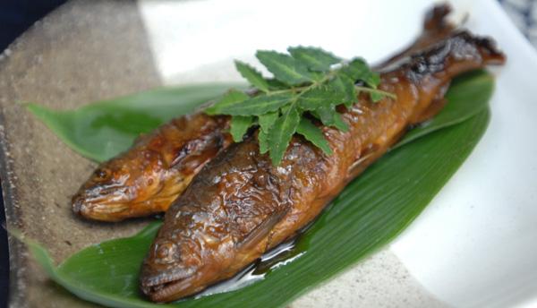 传统日本料理法-甘露煮(かんろに)