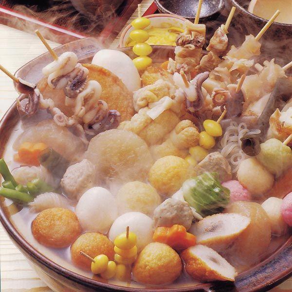 日本名物料理-偶扽·关东煮(御田)