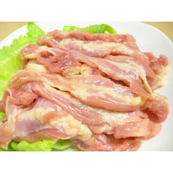 食材-鸡脖肉(せせり)
