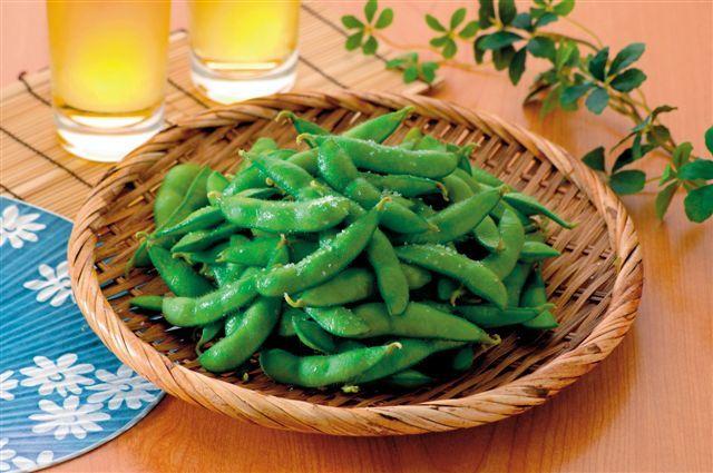食材-毛豆(枝豆 えだまめ)