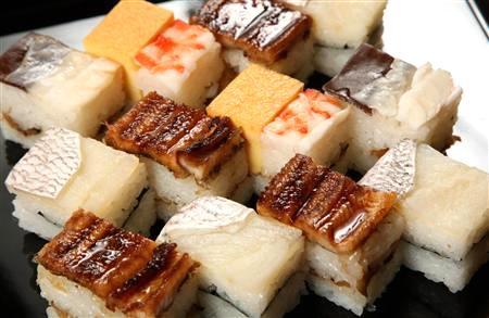 攻略:日本大阪的乡土寿司料理