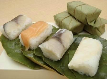 攻略:日本奈良的乡土寿司料理